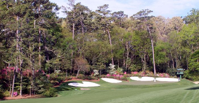 Augusta National Golf Hole