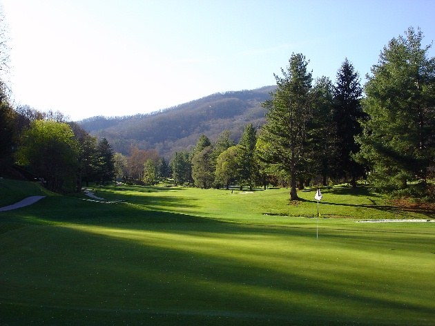 Asheville-golf-course