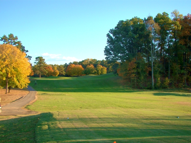 Cleveland-golf course