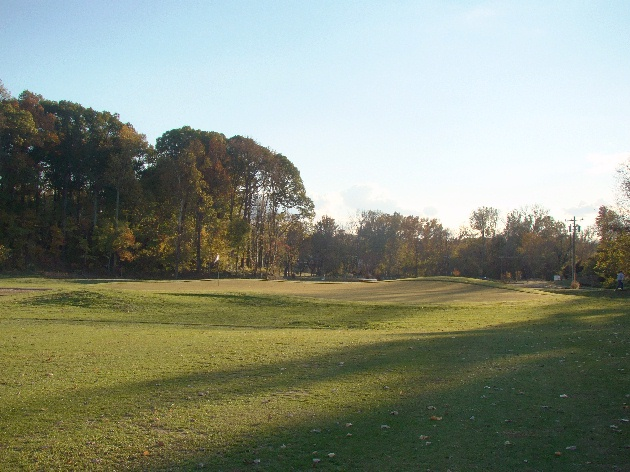 Kansas City-golf course