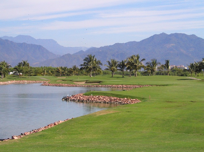 Palm Springs-golf course