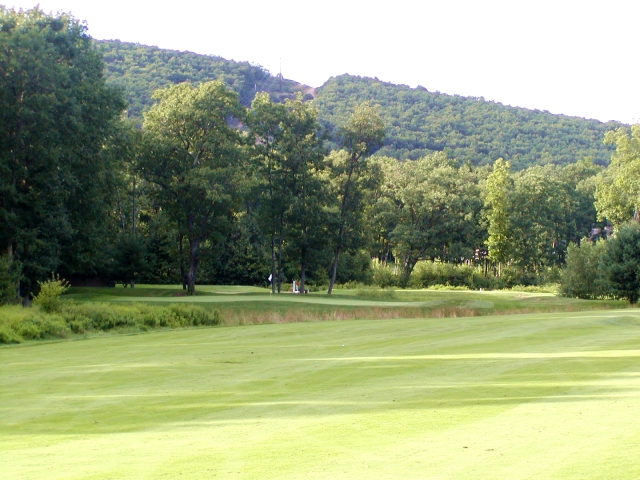 Roanoke-golf course