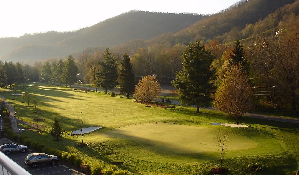 Maggie Valley Golf Resort In North Carolana Mountains