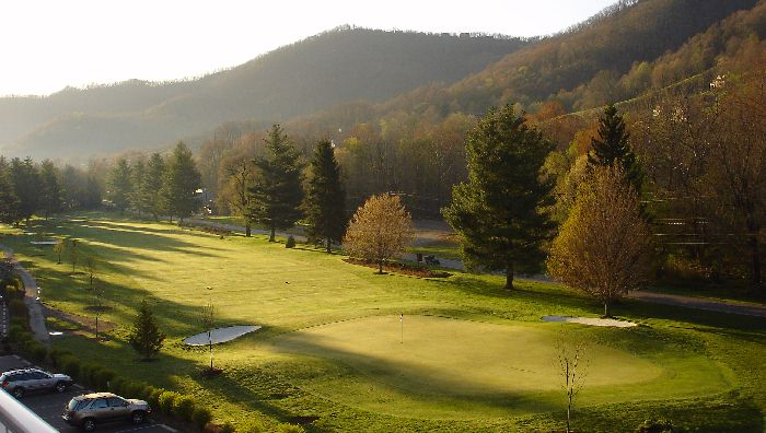 Maggie Valley Golf Hole
