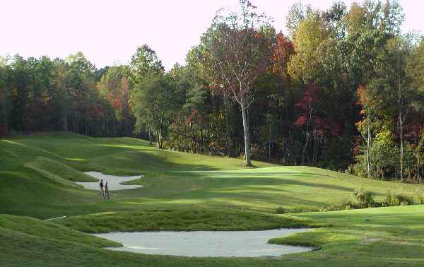 Golf Charlotte Nc >> Springfield Golf Club Hole 7, Fort Mill, South Carolina